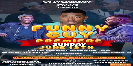 Funny Guy Premiere! tickets