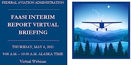 FAASI Interim Report Virtual Briefing tickets
