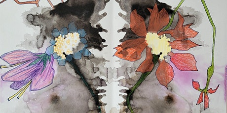 Art Workshop: Creativity & Healing: Ink Blot Art with Laura Sharp Wilson tickets