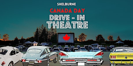 Canada Day Drive - In Movie Night - Fiddle Park tickets