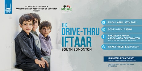 The Drive Thru Iftaar - South Edmonton tickets