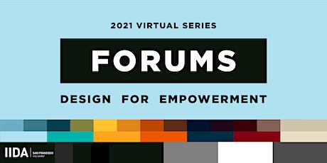 SFCC Forums: Design for Empowerment tickets