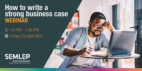 Webinar: How to write a strong business case tickets
