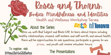 Roses & Thorns: Consent for Real tickets