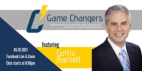 Game Changers with Curtis Barnett tickets