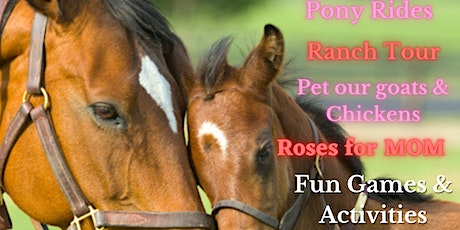 Mothers Day Celebration at RavensView Ranch tickets