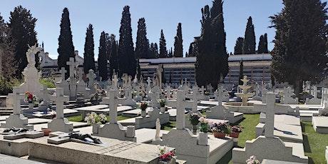 Visita Guiada Cementerio Sacramental de San Justo: Ruta de los Ángeles entradas