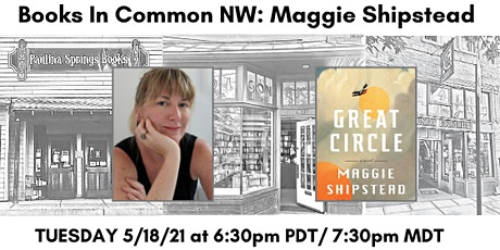 Books in Common NW: Maggie Shipstead tickets