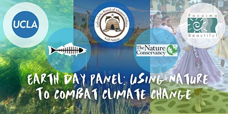 Earth Day Panel Discussion: Using Nature to Combat Climate Change tickets