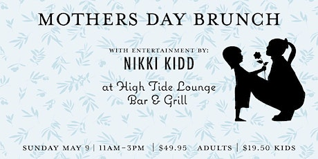 Mother's Day Brunch at Bahia Mar tickets
