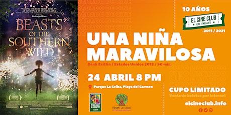 Una Niña Maravillosa / Sábado de Cine boletos