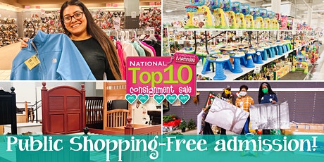 Public Shops EverythingELSE Consignment Sale May 2021 tickets