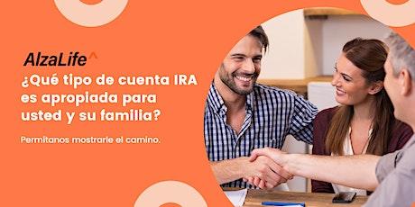 ¿Qué tipo de cuenta IRA es apropiada para usted y su familia? entradas