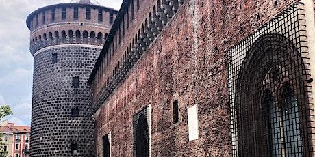 Castello Sforzesco, visita guidata biglietti