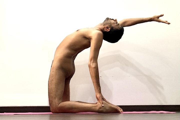 Naked yoga for the Modern Men image
