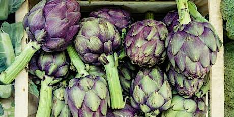 Cooking Class - All About Artichokes tickets