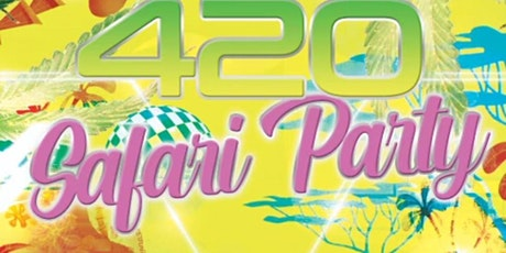 Safari 420 Party tickets