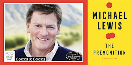 Virtual Event: Michael Lewis tickets