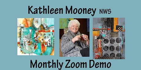 Gold Coast Watercolor Society Meeting & Demo by Kathleen Mooney NWS tickets