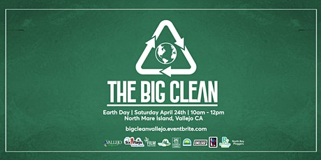 The Big Clean | North Mare Island | Vallejo, California tickets