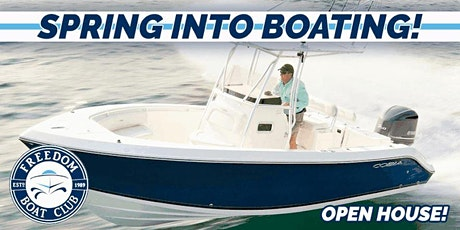 Freedom Boat Club Somers Point | Spring Kick Off Sale! tickets