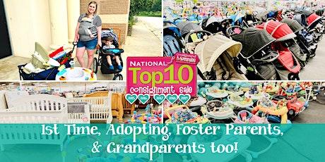 1st x Parents , Foster, Adopting & Grandparents Shop EverythingELSE Sale tickets