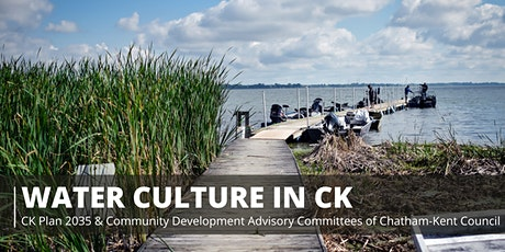 Water Culture in CK tickets