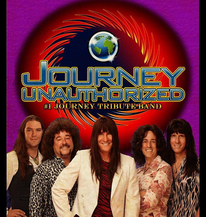 Journey Unauthorized at The Broadway Club image