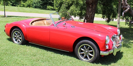 Cars & Corks at Maymont tickets