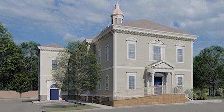 Hamilton Town Hall Renovation Zoom Info Session tickets