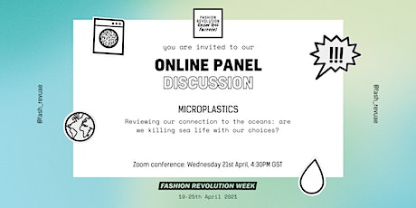 FASHION REVOLUTION UAE - MICROPLASTICS tickets