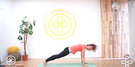 Outdoor Flow-and-Glow Yoga, with Esmerelda tickets