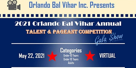 2021 Virtual Talent and Pageant Competition tickets