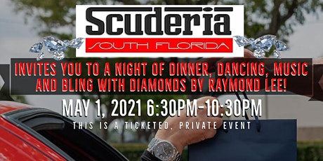 Scuderia of South Florida Presents a Night with Diamonds by Raymond Lee tickets