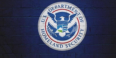 ** Dept of Homeland Security Virtual Employer Showcase Event ! ** tickets