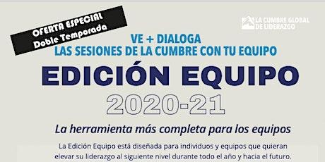 Team Edition 2020/2021 Cumbre Global de Liderazgo Argentina entradas