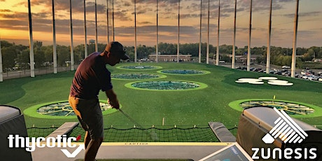 Zunesis and Thycotic TopGolf Happy Hour tickets