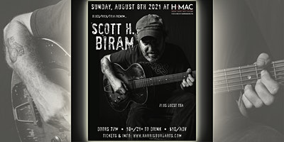 Scott H. Biram at HMAC