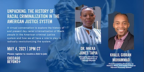 The History of Racial Criminalization in the American Justice System tickets