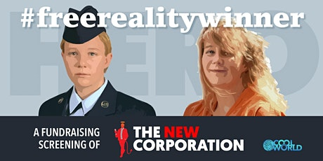 The New Corporation Screening for Reality Leigh Winner tickets