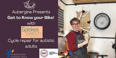 Get to Know your Bike with SpokesPerson tickets
