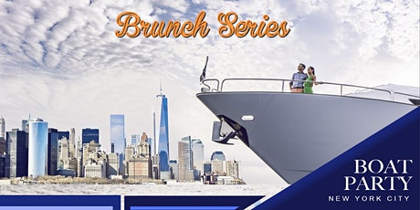 BRUNCH BOAT PARTY YACHT CRUISE  NEW YORK CITY tickets