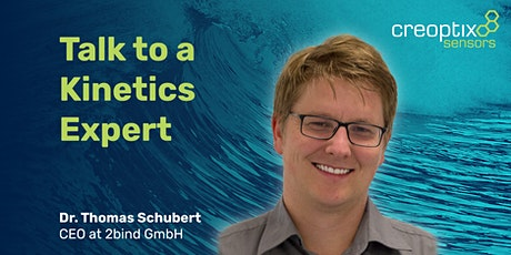 Talk to a Kinetics Expert.  Catch the next WAVE tickets