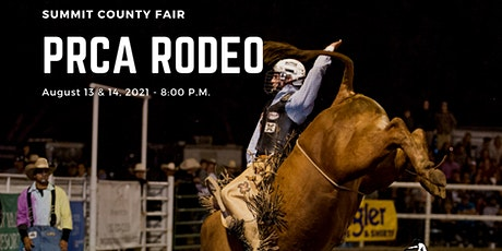 PRCA Rodeo - Saturday August 14th 2021 tickets