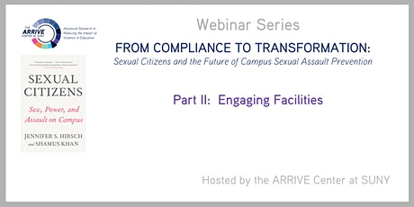 Part II: From Compliance to Transformation (Engaging Facilities) tickets