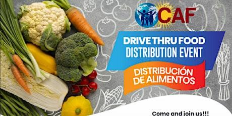 Drive Thru Food Distribution Event tickets