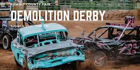 2021 Demolition Derby tickets