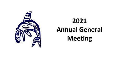 2021 Annual General Meeting tickets