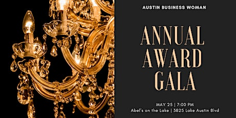 Austin Business Woman of the Year Gala tickets