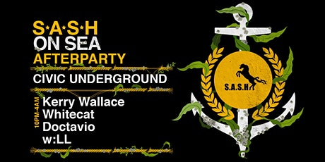 ★ S.A.S.H ★ on Sea afterparty ★ tickets